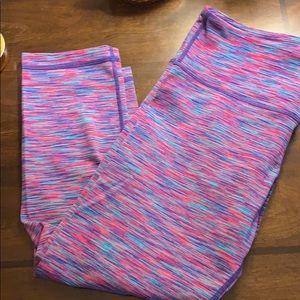 Lululemon Crop Yoga Pants - Worn three times